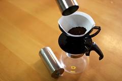 KONO式(コーノ式)ドリッパーで淹れるおいしいコーヒー