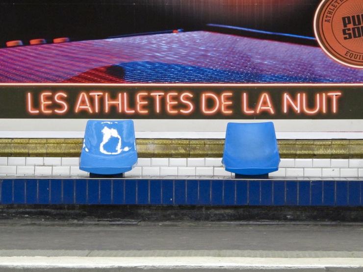 Les athletes de la nuit