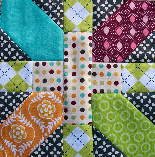 x&+ block for SLMQG charity quilt