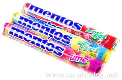 Mentos: Ume, Lemon Squash and Honeyed Apple