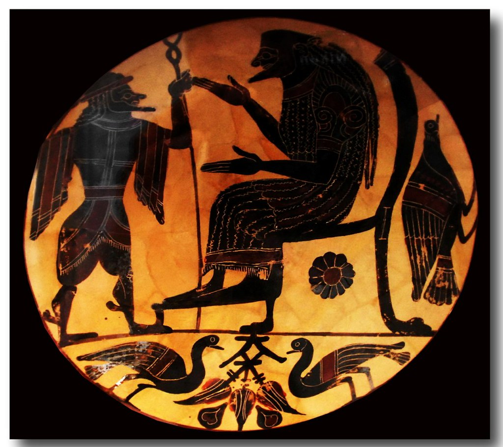 4ember 39 s favorite flickr photos picssr for Ancient greek pottery decoration