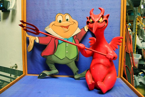Mr. Toad and Devil - Mr. Toad's Wild Ride