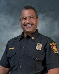 LAFD Fire Chief Brian L. Cummings