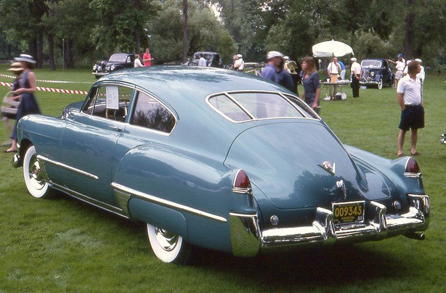 1949 Cadillac Series 62 Sedanette Club Coupe Flickr