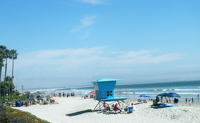 Coronado Lifeguard House