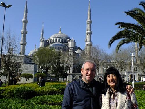 Mezquita Azul, Del Sultán Ahmet, Estambul