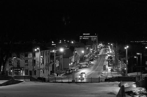 Macdonell Street by felixtrio