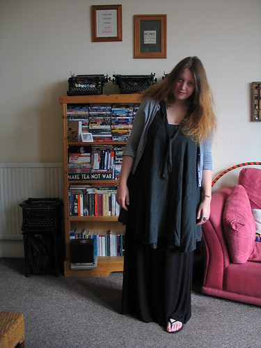 What I Wore 27/4/12