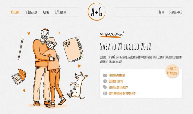 Matrimonio Alessandro e Giulia