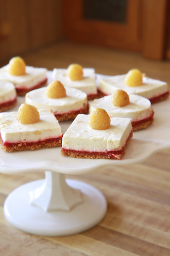 Ginger Cream & Raspberry Bars 16 (1)