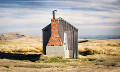 AA Hut, Old Man Range Central Otago