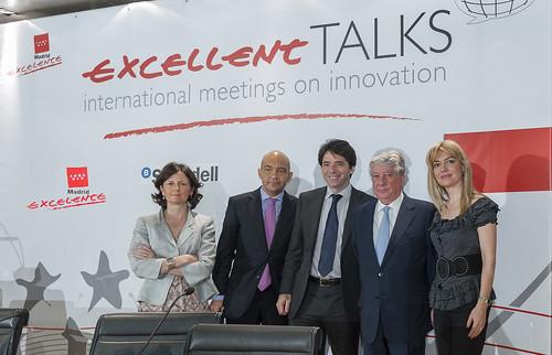 Jornada Excelent Talks: Exportar para Crecer