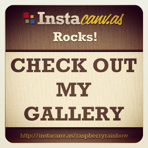 My instacanv.as gallery is now open! My photos are for sale! #instacanvas