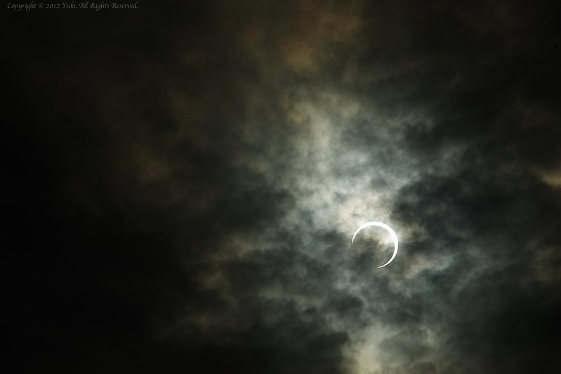 annular eclipse #3