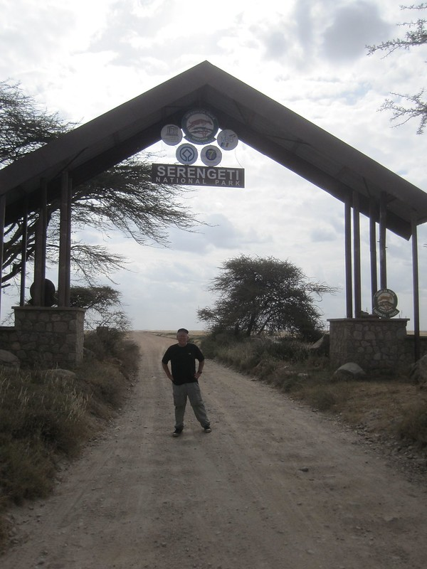 Me Serengeti Entrance Africa