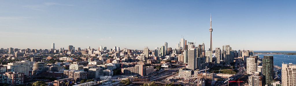 Toronto's Growing Skyline 06 / 2012