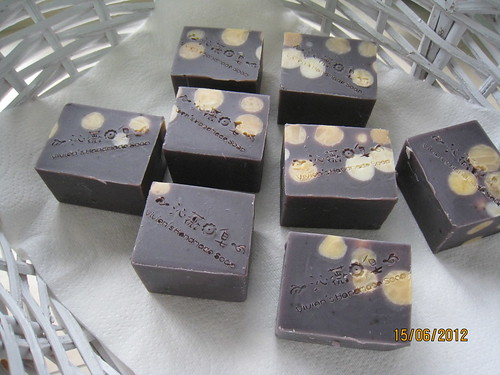 紫草乳皂_草莓麻