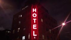 The Wythe Hotel at Night - Williamsburg, Brooklyn