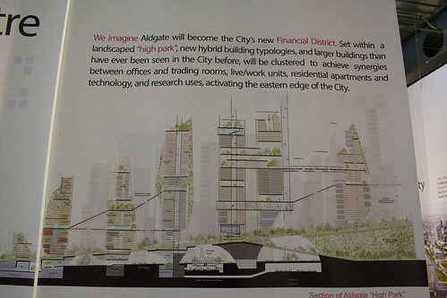 A future monstrous vision for London