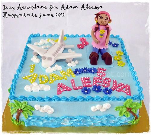 iizzy&aeroplane
