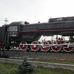 Locomotives sur le transsibérien