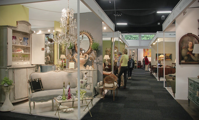 The Decorative Fair - Spring 2014