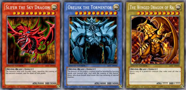 egyptian god cards fusion - photo #46