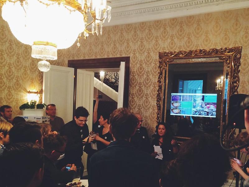 begrüßung mit the coolinary society & herrn riess (foodcamp 2014 - bericht auf zwergenprinzessin kocht)