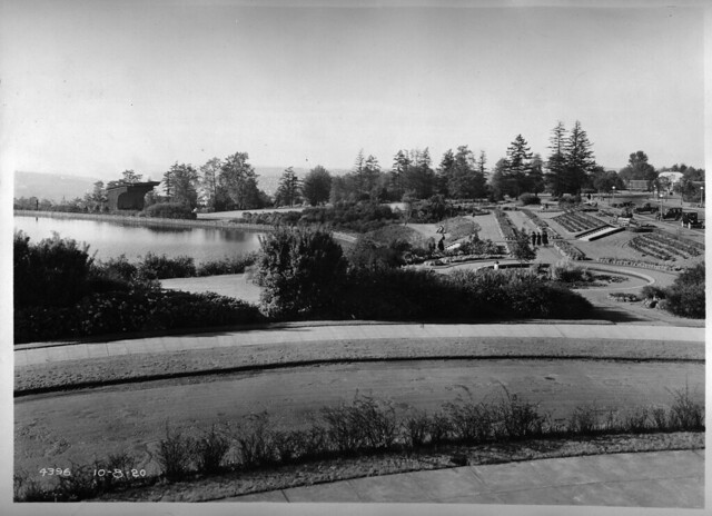 Volunteer Park Reservoir, 1920