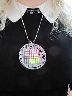Demo-ing EEG Visualising Pendant