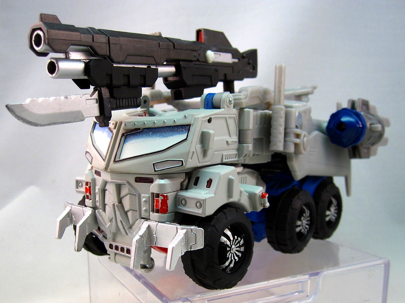 machine wars optimus prime