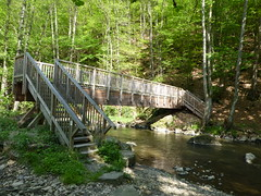 Brücke über den Simmerbach