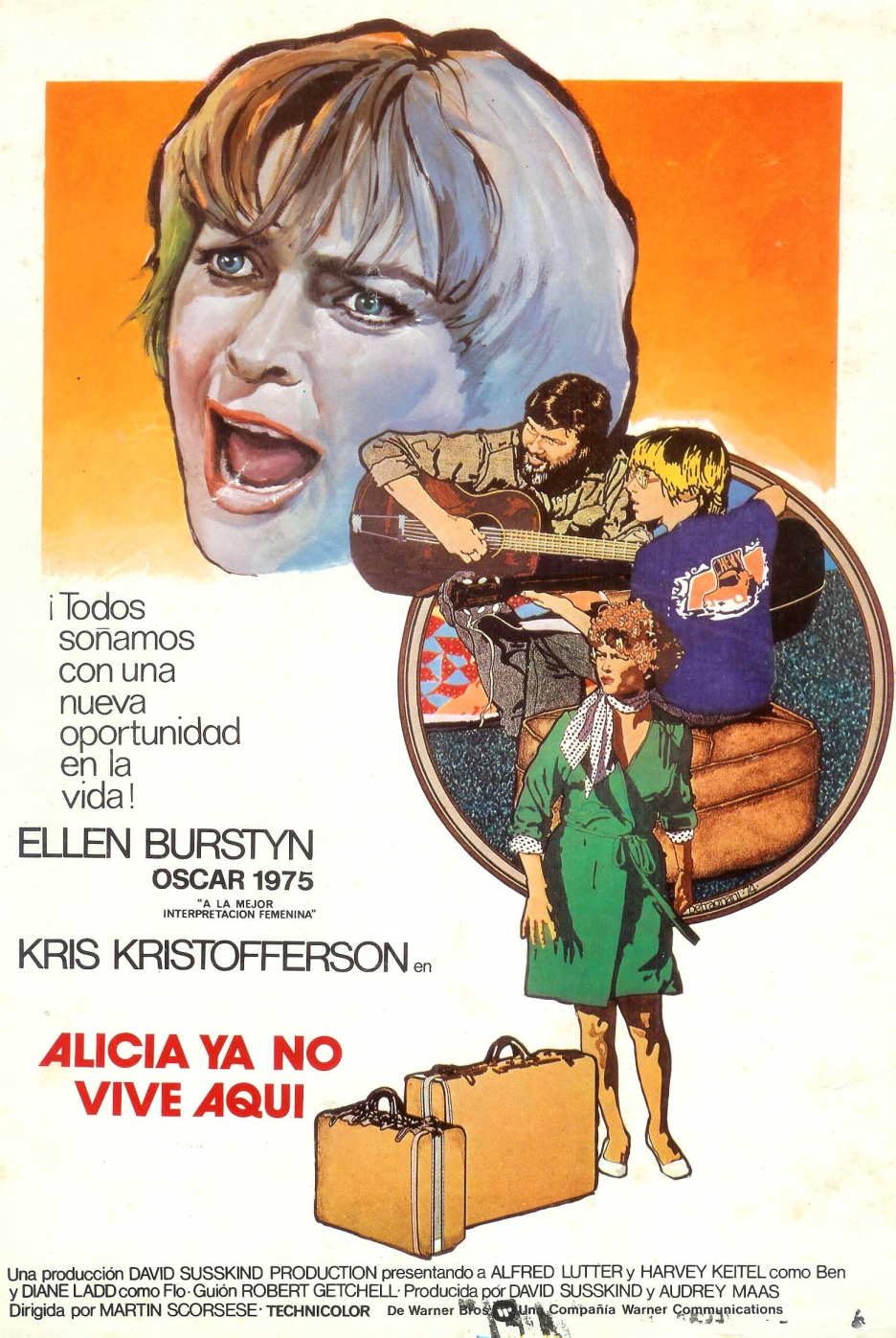 alice doesnt live here anymore 1974 amazing movie posters