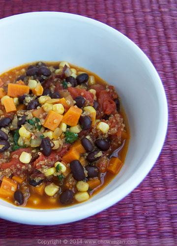 Smoky Incan Stew