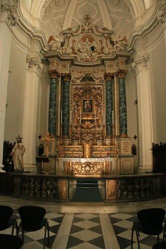 Camerino: chiesa