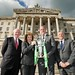 Ireland Rugby Team reception at Parliament Buildings, 21 May 2014