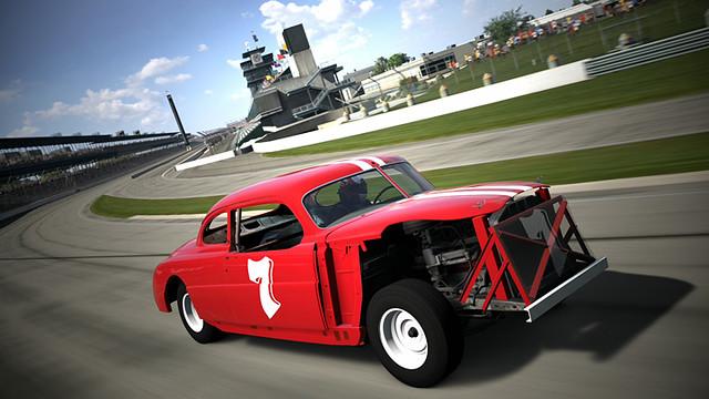Gran Turismo 6 - 1948 Hudson de Mario Andretti