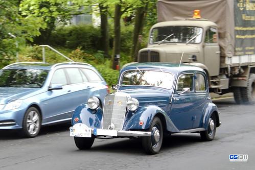 1949 - 1952 Mercedes-Benz 170 S Limousine
