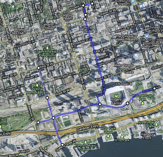 Wed, 06/08/2011 - 14:14 - Councillor Vaughan's proposed bike lanes