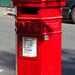 Small photo of Victorian Pillar Box