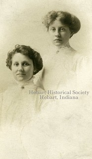 Margaret Bullock Killigrew & Louise Halladay Hile. Undated.