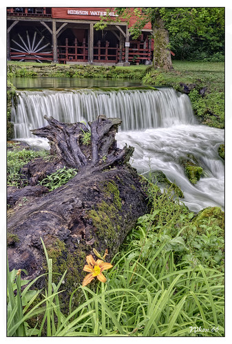 mill waterfall nikon missouri d300 ozarkcounty hodgsonwatermill 1424mmf28nikkor ©copyright