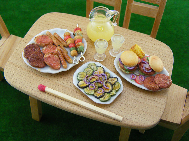 Summer Barbecue #1