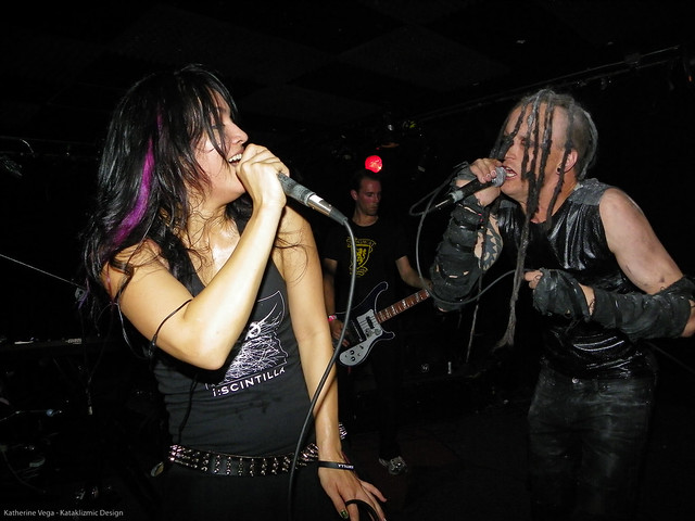 Mankind is Obsolete w/ I:Scintilla, Element A440, & More @ Chasers 06-26-11