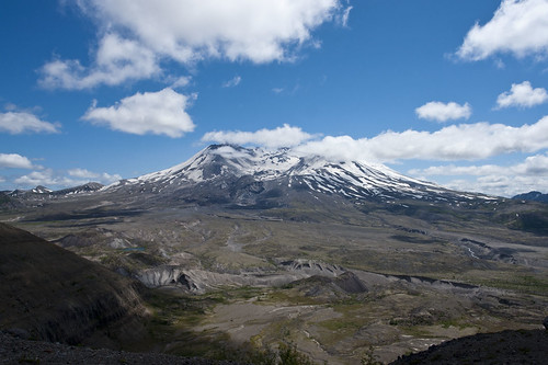 Mount St Helens (Afternoon)