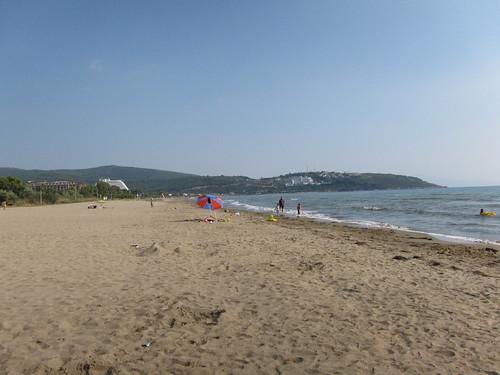 Pammucak's beach
