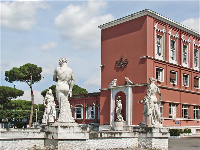 Accademia di educazione fisica - Foro Italico