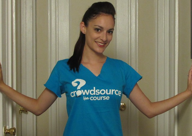 Crowdsource the Course