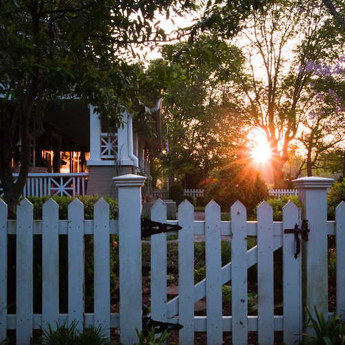 Madison Albama, White Picket Fence