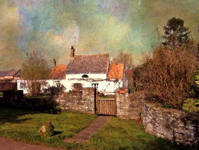 Church Cottage, Denford